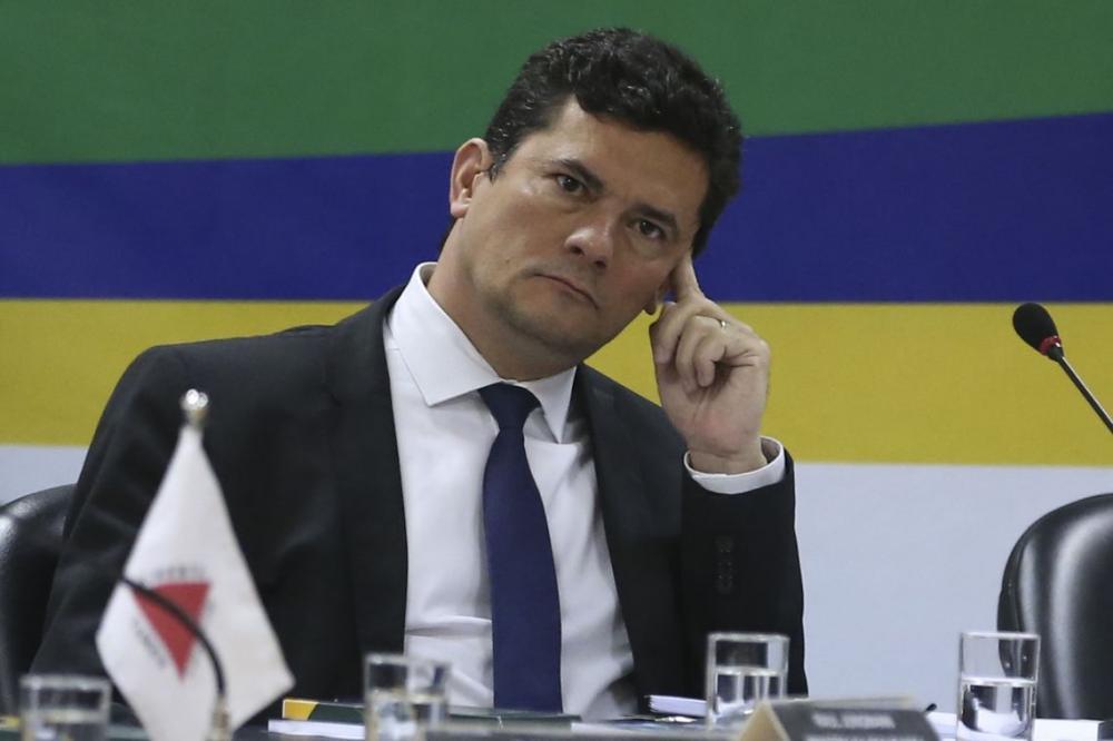 Ministro da Justiça Sérgio Moro vai discutir segurança de fronteira com presidente do Paraguai - Foto: José Cruz/Agência Brasil