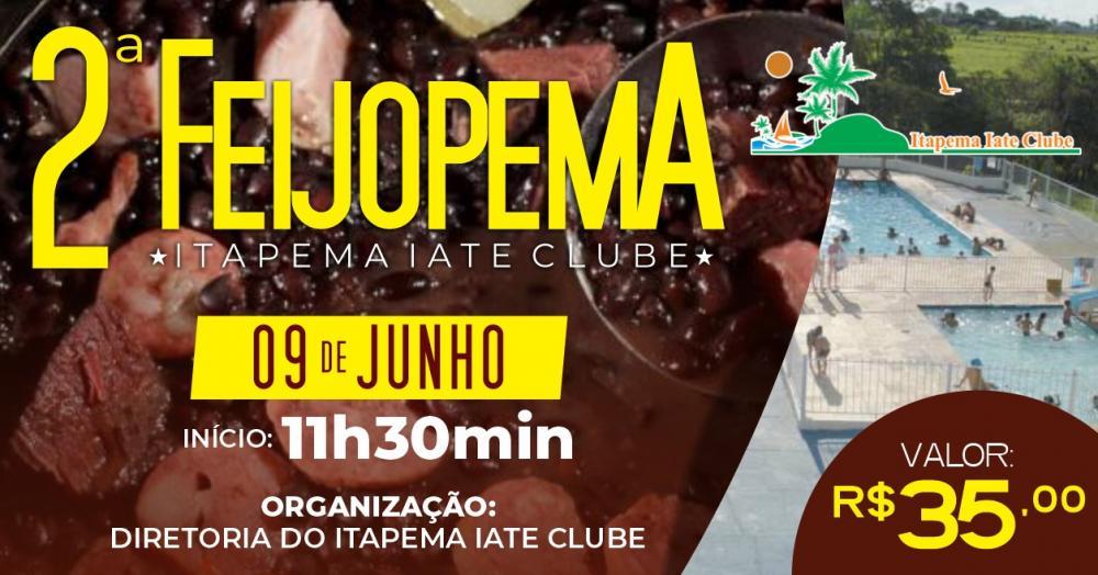 Feijoada no Itapema Iate Clube
