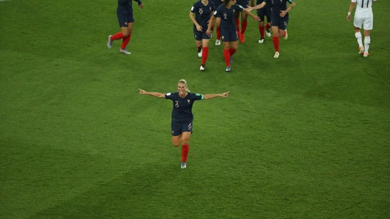 França goleou a Coréia do Sul - Foto: Divulgação / Fifa