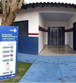Entrega da reforma da unidade de Saúde em Sanga Puitã e uniformes para a Saúde marcam agenda dia 11