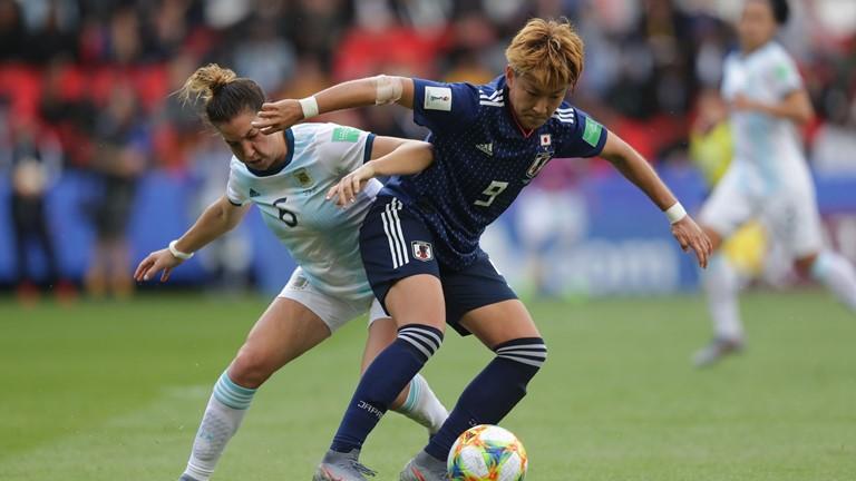 Favoritismo da seleção japonesa decepcionou - Foto: Foto: Fifa