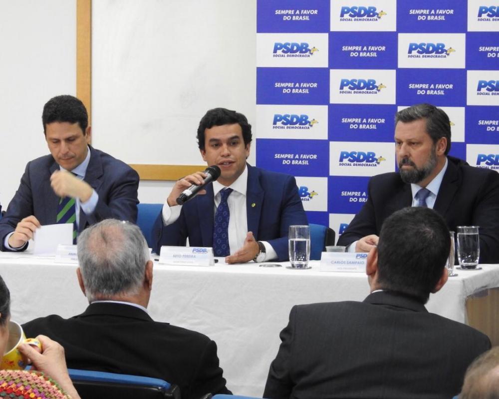 Deputado Federal Beto Pereira, novo secretário-geral do PSDB
