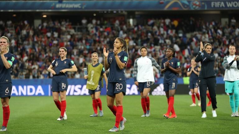 França e Noruega protagonizaram um grande jogo pela segunda rodada do Grupo A - Foto: Fifa