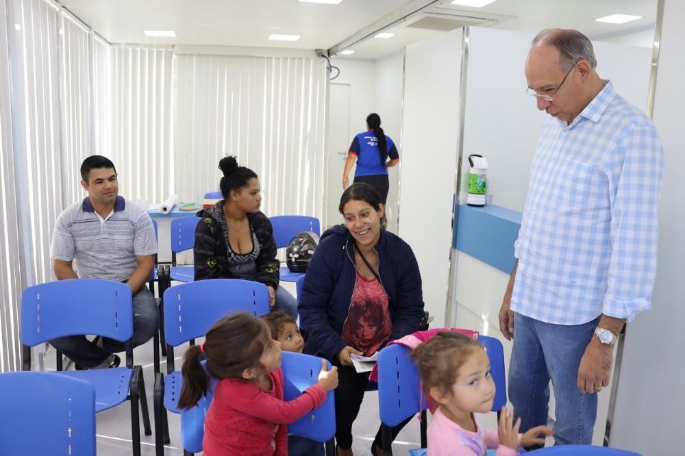 Prefeitura abre nova edição com as Carretas da Saúde