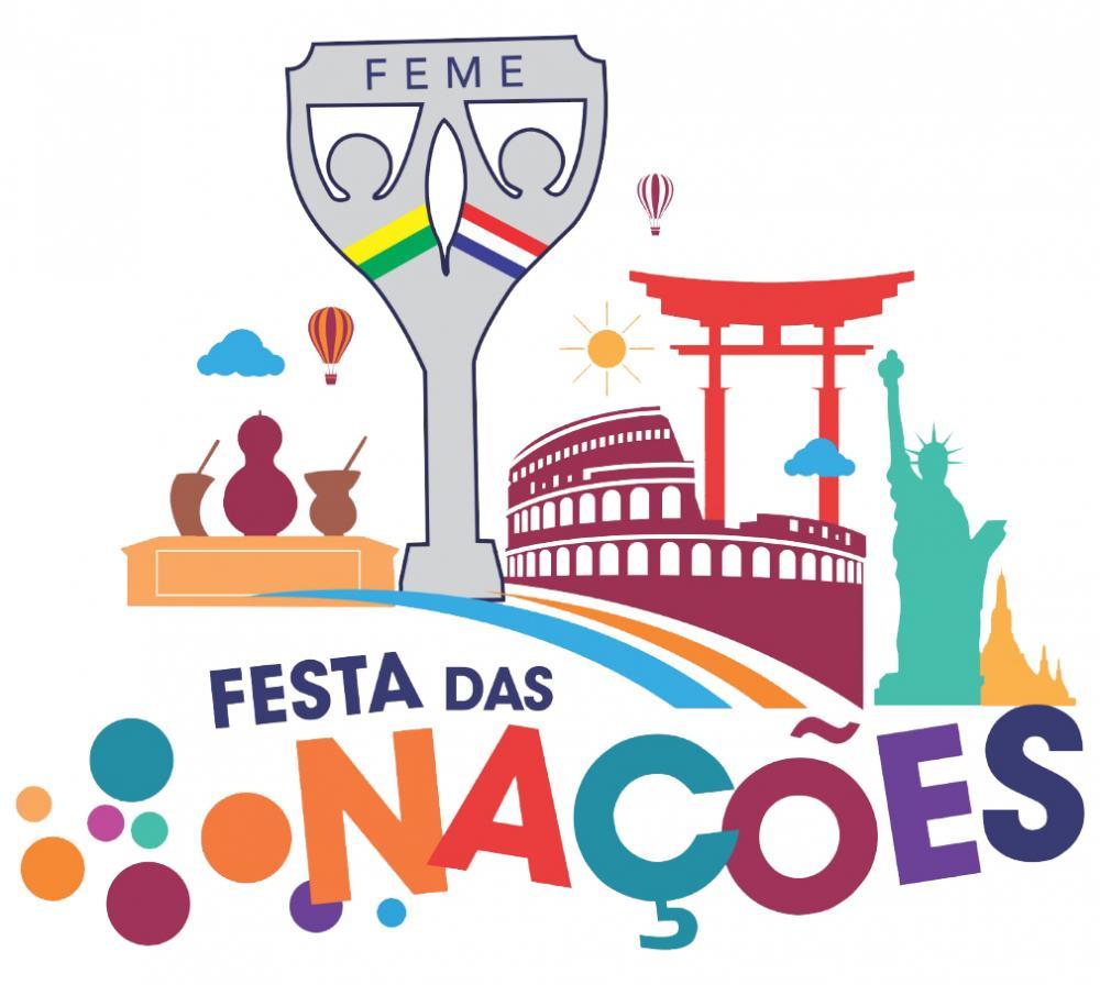 Festa das Nações acontecerá no Parque dos Ervais