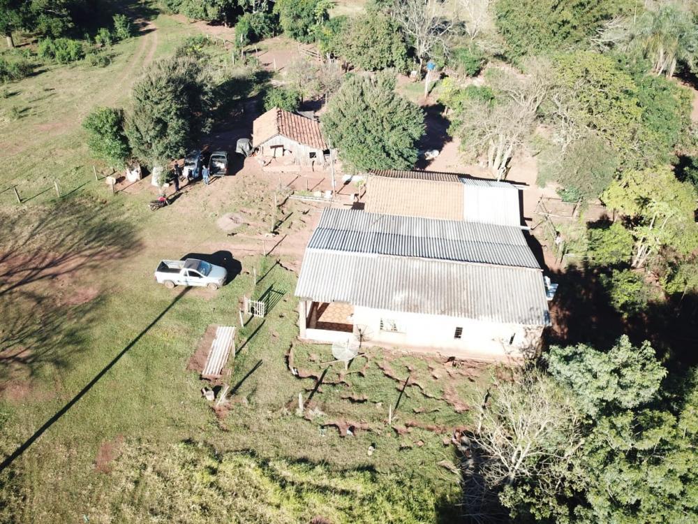 Fazenda era usada como entreposto do tráfico - Foto: Divulgação/Polícia Civil
