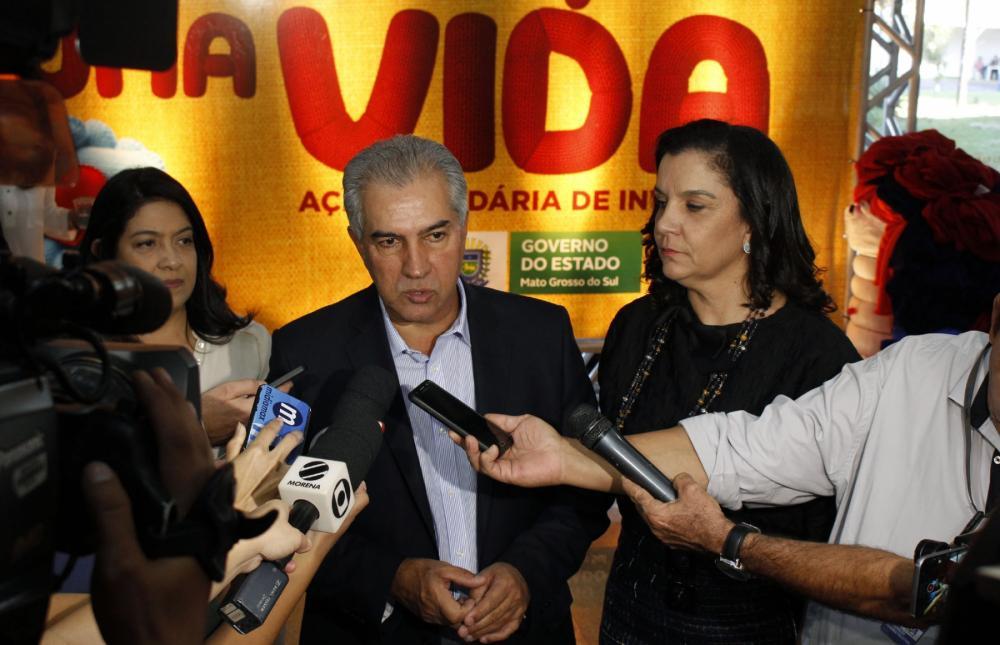 Governador participou de uma agenda no Centro de Convenções Rubens Gil de Camilo - Foto: Chico Ribeiro / Governo do Estado