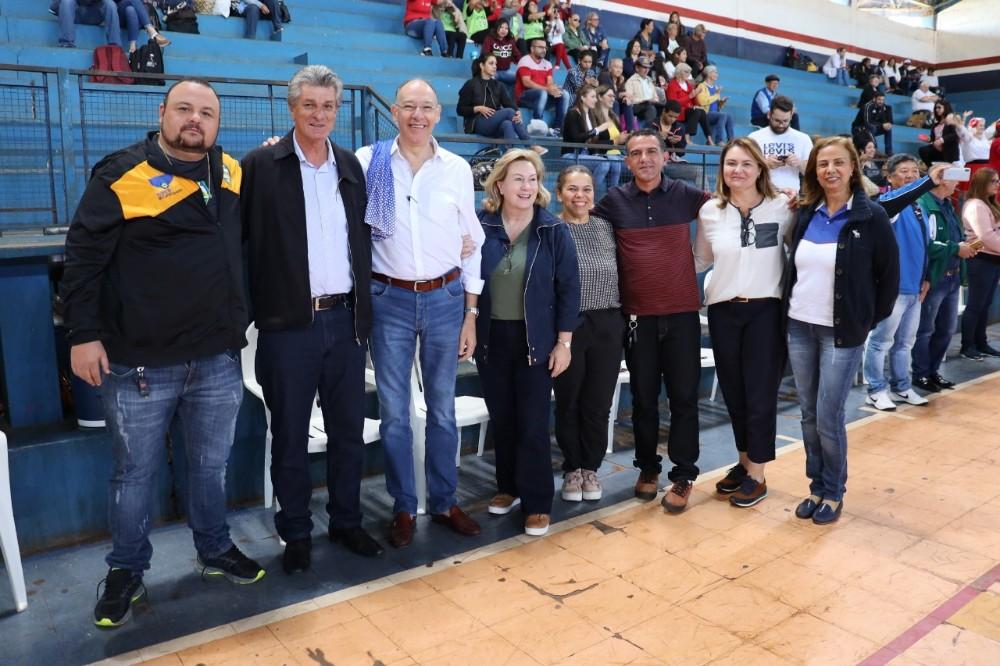 Ponta Porã sedia Super Liga de Voleibol Adaptado da Melhor Idade