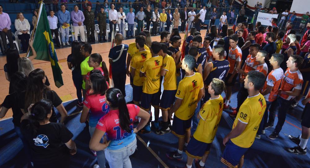 Jogos Abertos realizam finais no Pepe Portela