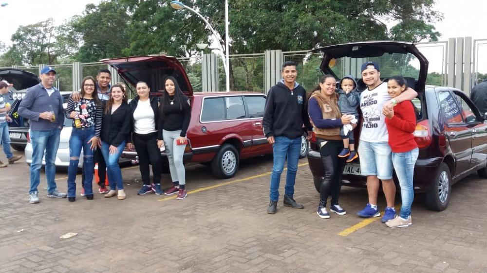 Evento do Som Automotivo foi uma das atrações do aniversário de Ponta Porã (Fotos: Divulgação)