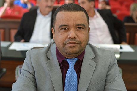Vereador Jelson Bernabé