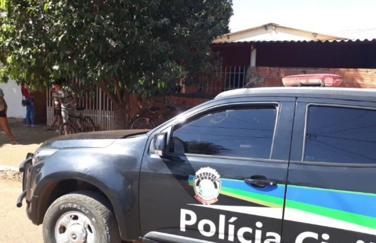 Crime aconteceu na residência do casal - Foto: Divulgação / Idest
