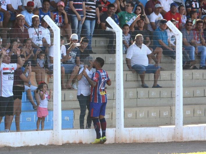 Partida foi realizada no Estádio Jacques da Luz - Foto: Álvaro Rezende / Correio do Estado