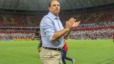 Rogério Ceni, novo técnico do Cruzeiro