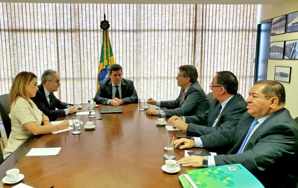 Reunião aconteceu hoje em Brasília - Foto: Divulgação