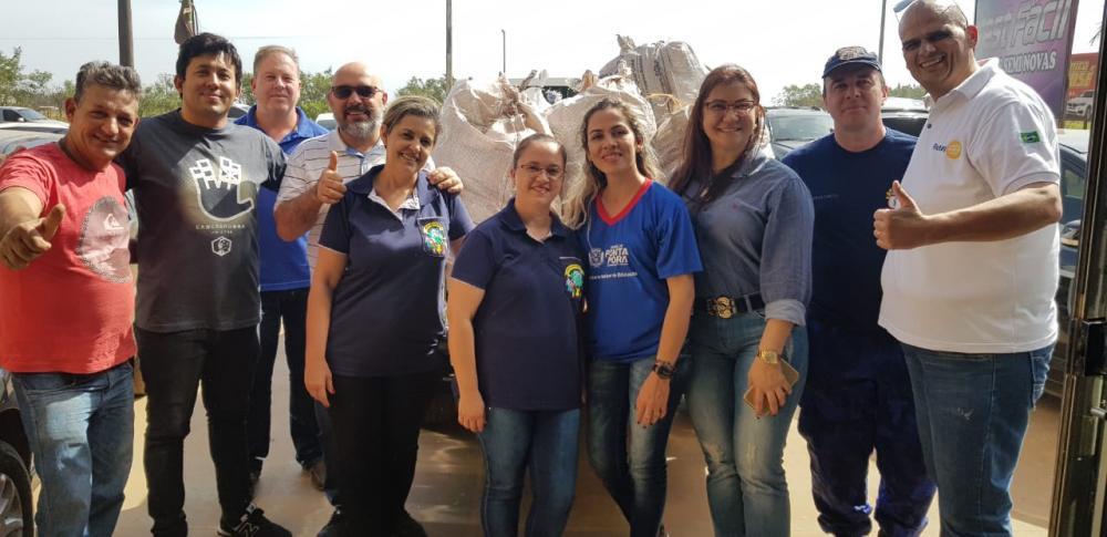 Voluntariados do Rotary Club Ponta Porã/Pedro Juan Caballero-PY