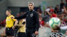 Galo na Arena na Copa Sul-Americana duelo contra o La Equidad