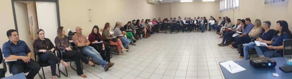 Encontro reuniu representantes da saúde em Ponta Porã e Pedro Juan Caballero