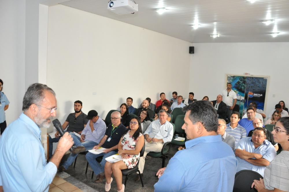 Zé Cabelo abriu o evento (Foto: Jabuty)