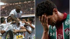 Corínthians e Fluminense hoje as 20h30 (de MS)