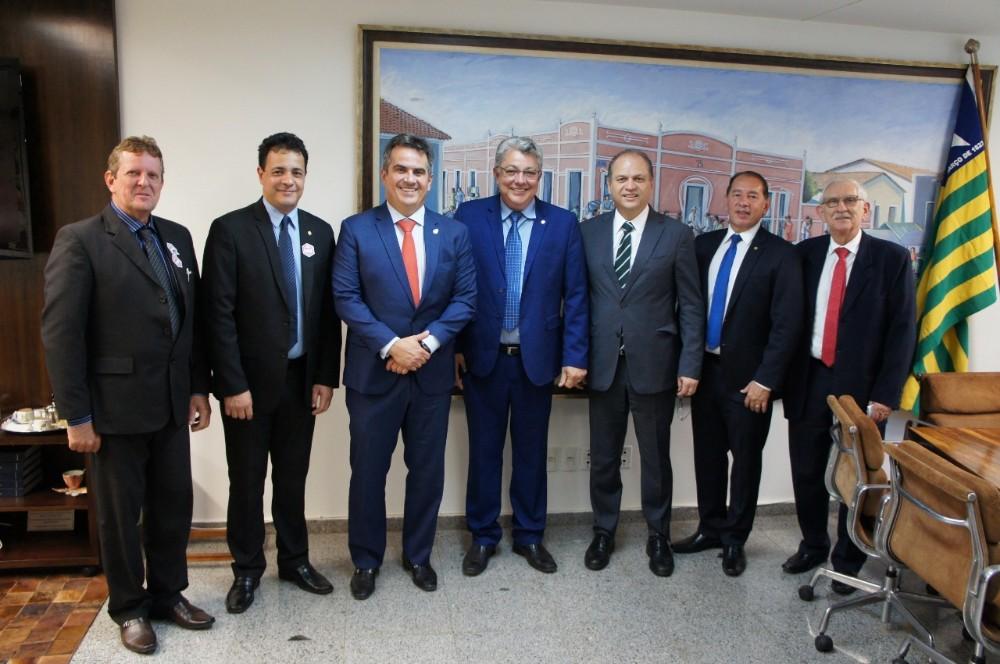 Cúpula nacional do PP oficializa mudança no comando do partido em MS