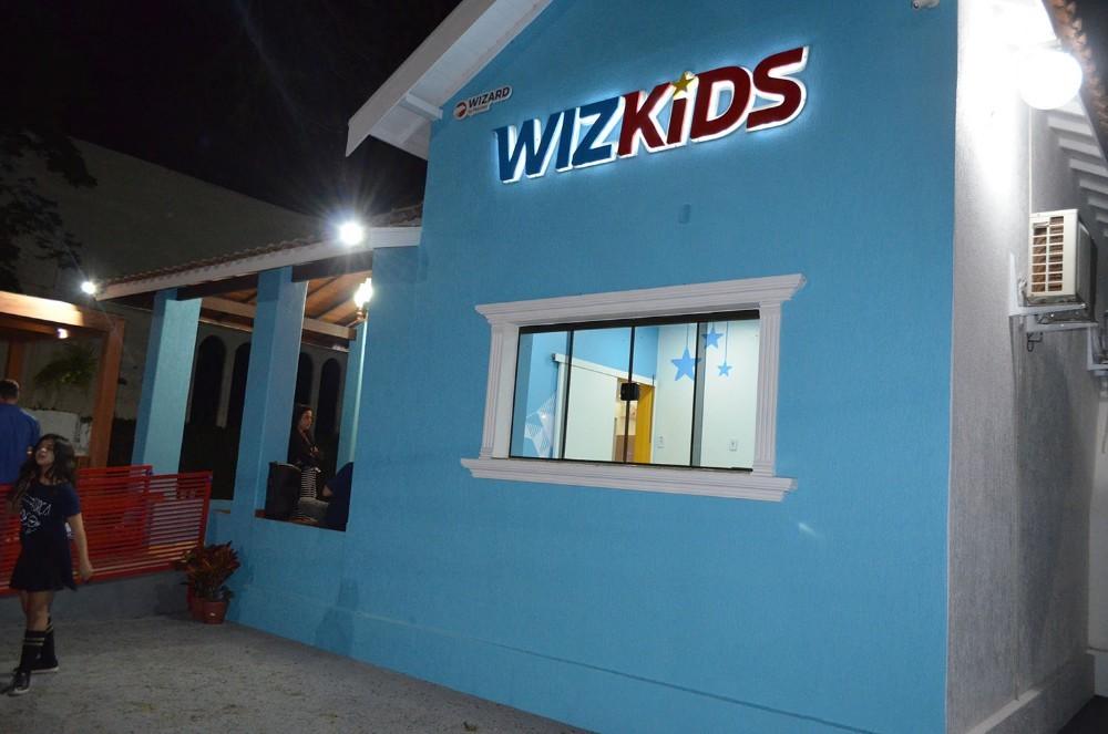 Wizkids inaugurado com suas modernas e espaçosas instalações