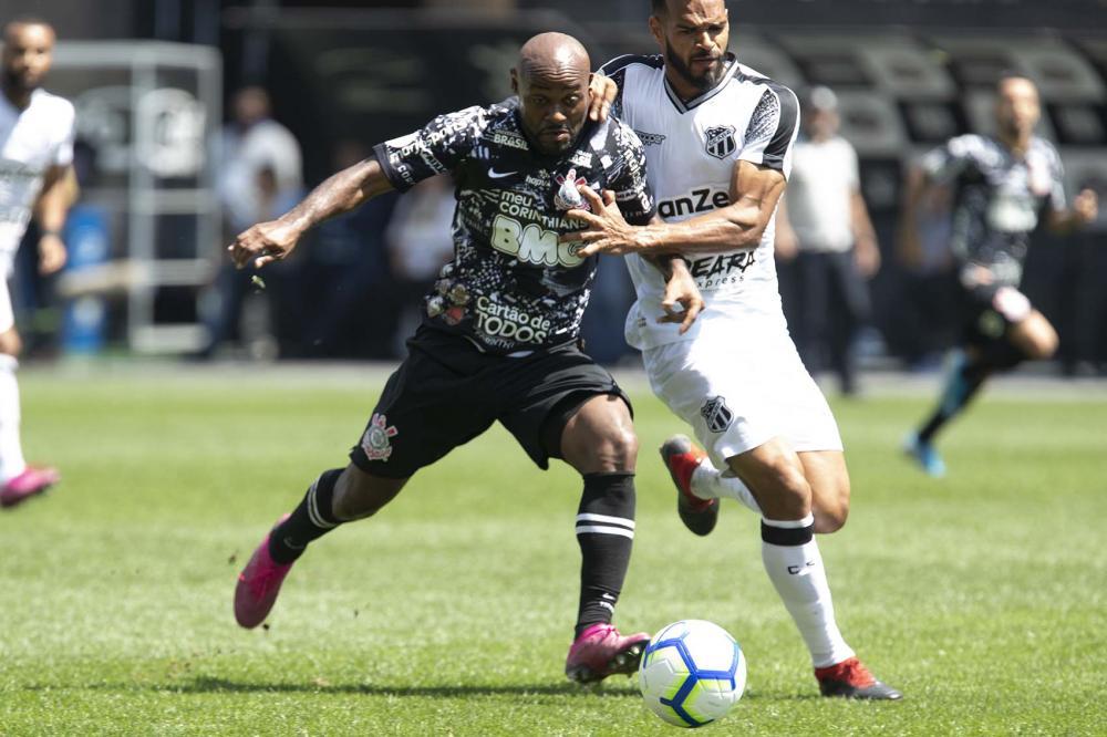 Em casa, Corinthians cedeu o empate - Foto: Daniel Augusto Jr/Agência Corinthians