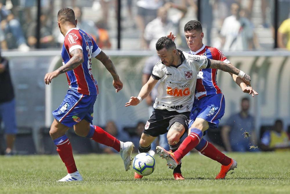 Time carioca segue estacionado na 15.ª colocação - Foto: Rafael Ribeiro / Vasco