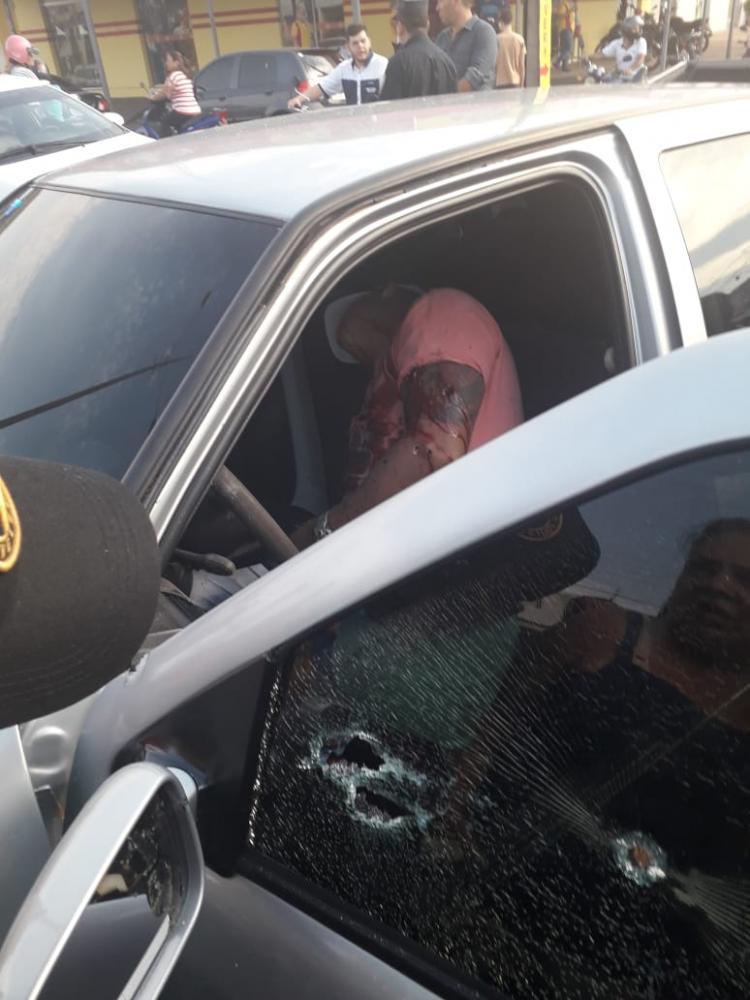 Luan da Silva Cruz foi executado com vários tiros na tarde deste sábado