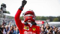 Charles Leclerc enlouqueceu os fãs da Ferrari