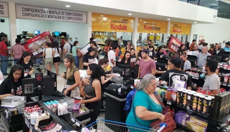 8ª Black Friday Fronteira confirma sucesso e supera expectativas de lojistas e consumidores
