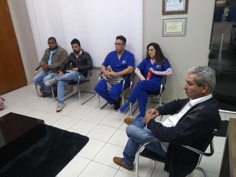 Presidente Candinho Gabínio irá propor a realização de uma audiência pública DIA 04/10 às 19h (Assessoria CMPP)