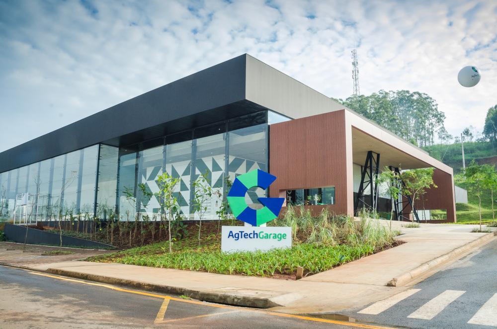 AgTech, maior hub de inovação da América Latina para o agronegócio, inaugurado com apoio do Sicredi