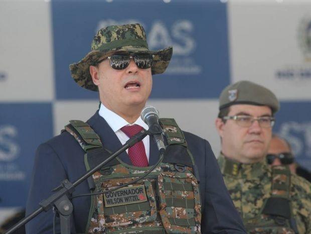 Governador do Rio só pontuou o que buscamos desde 2015, diz Azambuja