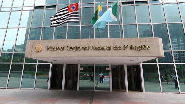 TRF3 abrange os estados de São Paulo e Mato Grosso do Sul. - Foto: Arquivo