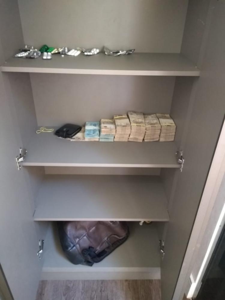Local em que documentos foram encontrados - Foto: Divulgação