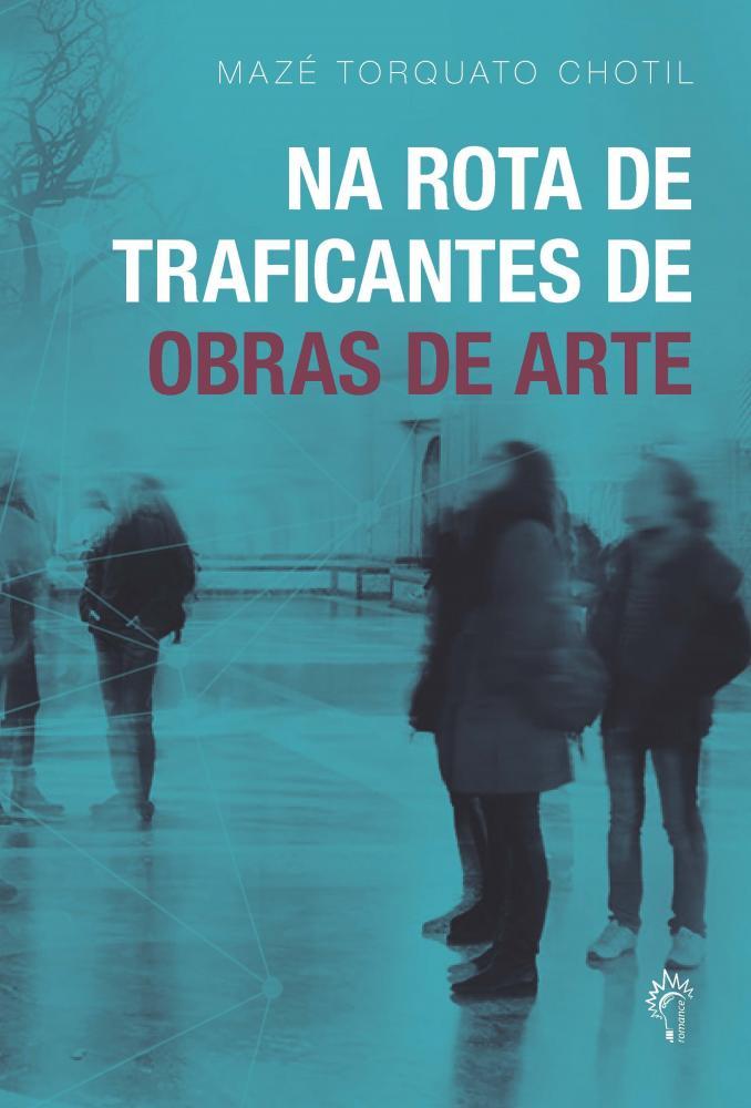 Na rota de traficantes de obras de arte editado pela Penalux. Ela tem lançamentos previstos em Campo Grande, Dourados e Glória de Dourados, lugar onde nasceu