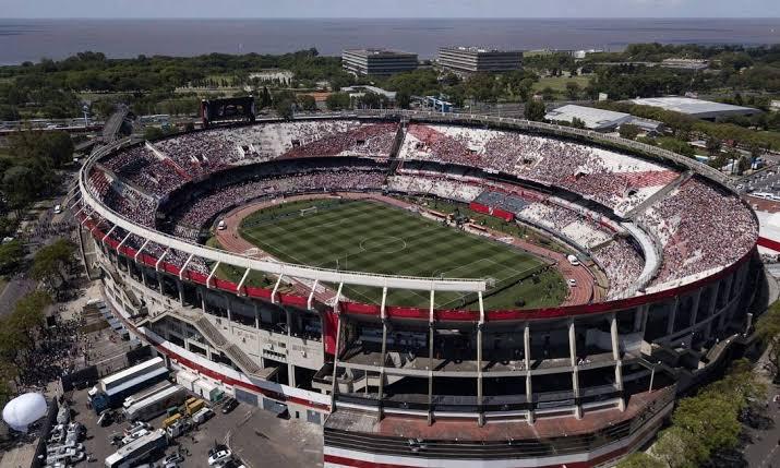 Final será no Estádio Monumental de Núñez - Foto: Divulgação