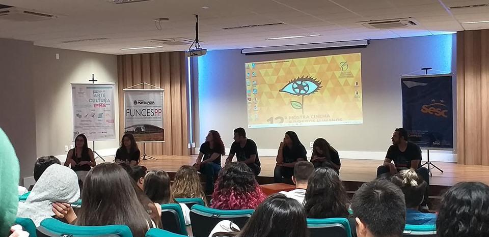 Mostra Cinema e Direitos Humanos ocorreu no Auditório do SESC e abordou temas que foram debatidos pelo público presente