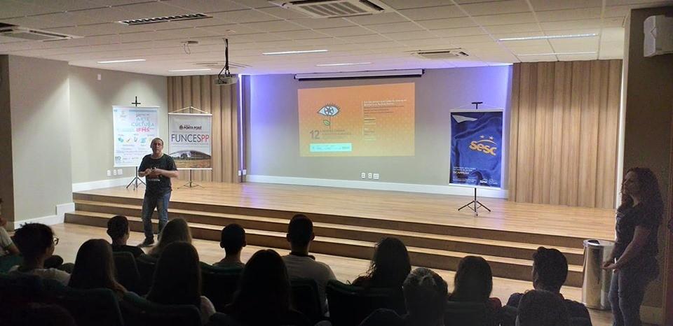 Ponta Porã realiza 12ª Mostra Cinema e Direitos Humanos durante FACFRON