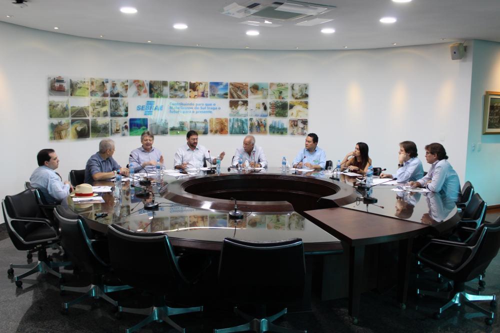 Reunião do Programa de Desenvolvimento Regional - Foto: Foto: Divulgação