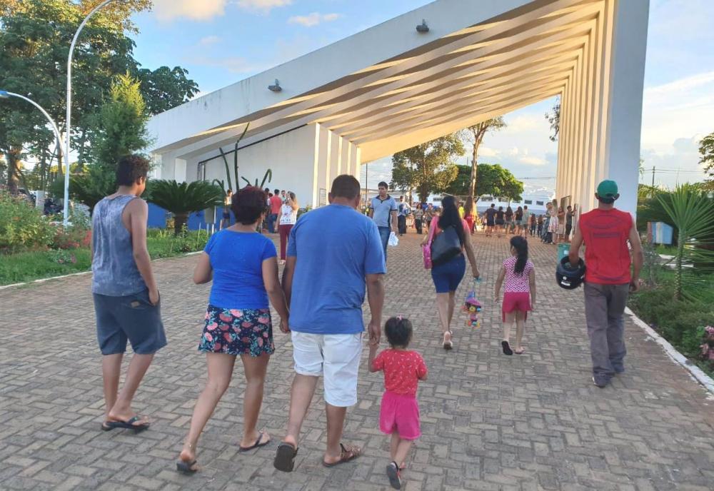 Festival de Inovação, Cooperativismo e Arte, Projeto promovido pela Prefeitura de Ponta Porã