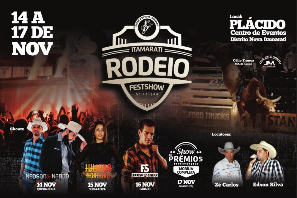 Itamarati Rodeio FestShow