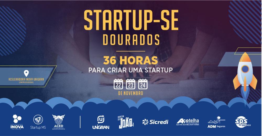 Banner StartupSe em Dourados