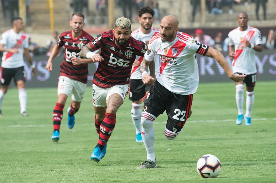 Flamengo virou o jogo no fim - Foto: Foto: Alexandre Vidal / Flamengo