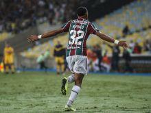 Palmeiras perdeu para o Fluminense por 1 a 0, nesta quinta-feira, no Maracanã