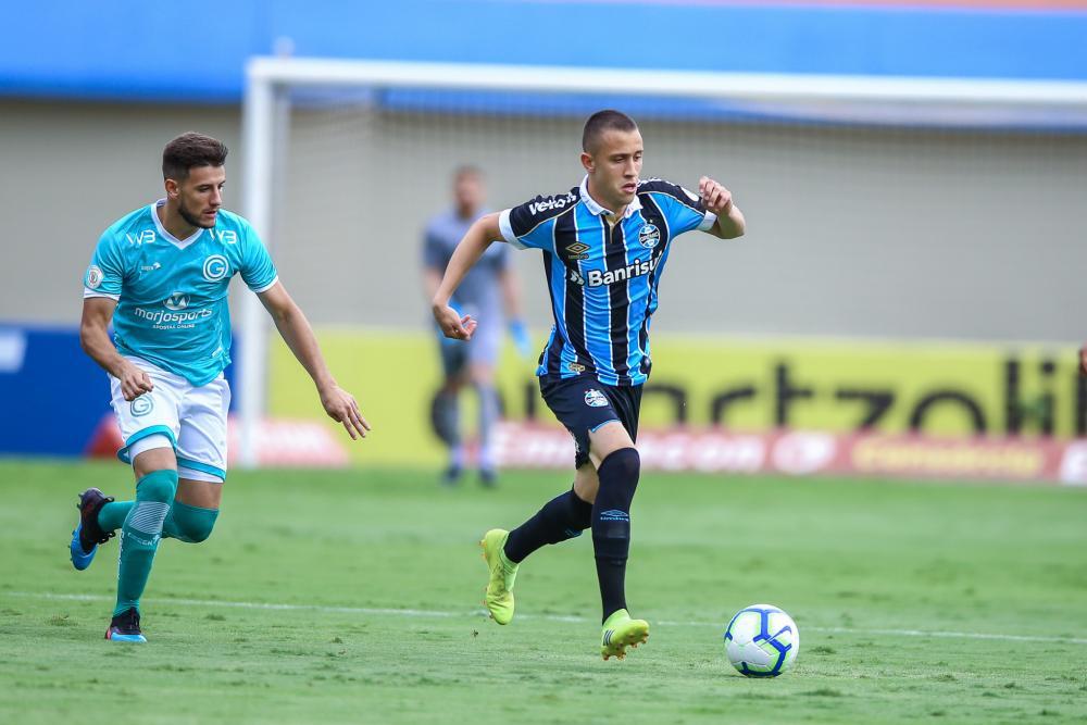 Com o resultado, o Grêmio não somou pontos na última rodada - Foto: Foto: Lucas Uebel | Grêmio FBPA