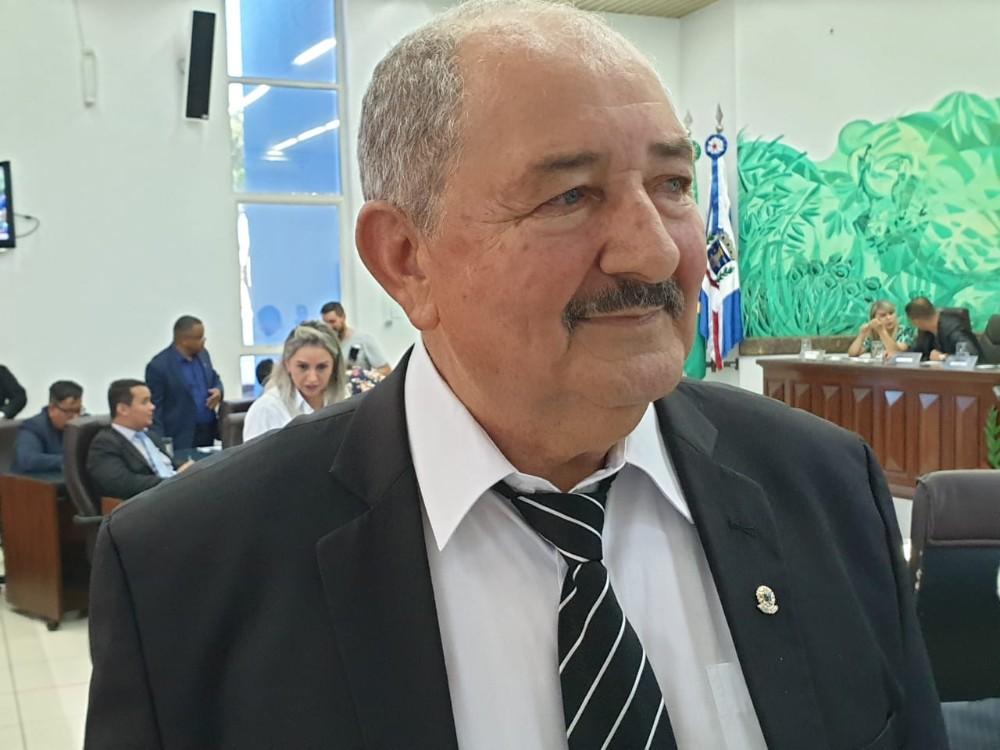 Em votação unânime Rony Lino é eleito presidente da Câmara Municipal de Ponta Porã