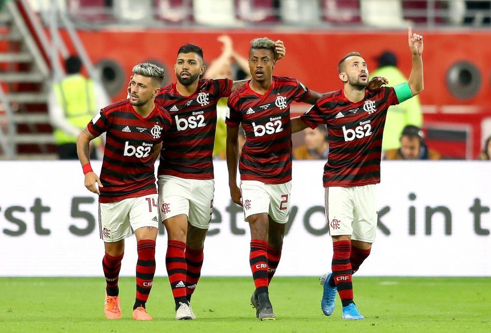 Flamengo saiu atrás no placar, mas virou o jogo - Foto: Foto: Divulgação