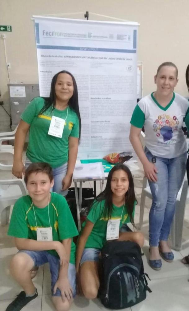Estudantes de Sanga Puitã são destaques em Olimpíadas de Matemática